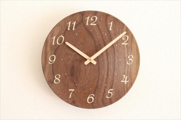掛け時計 直径24cm Wa24AR-05