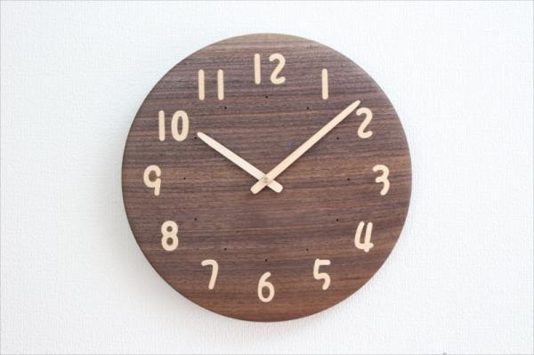 掛け時計 直径30cm Wa30AU-64