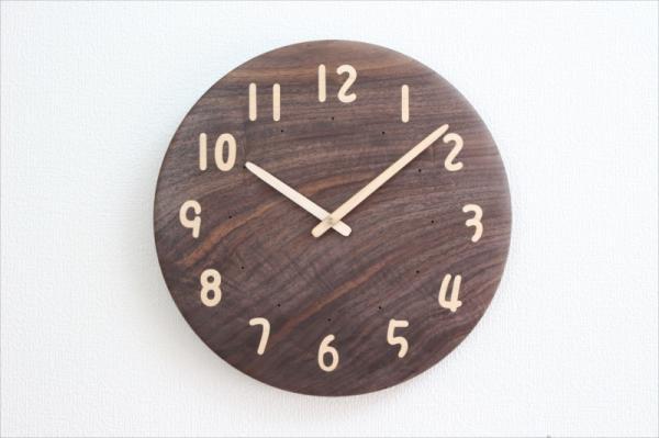 掛け時計 直径30cm Wa30AU-65