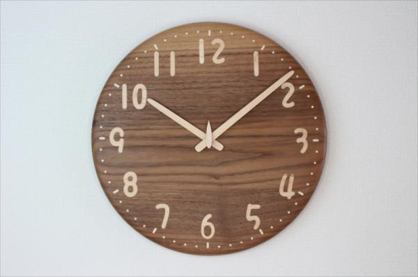 掛け時計 直径30cm Wa30AU-66