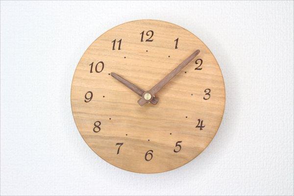 掛け時計 直径13cm Wa13AR-06