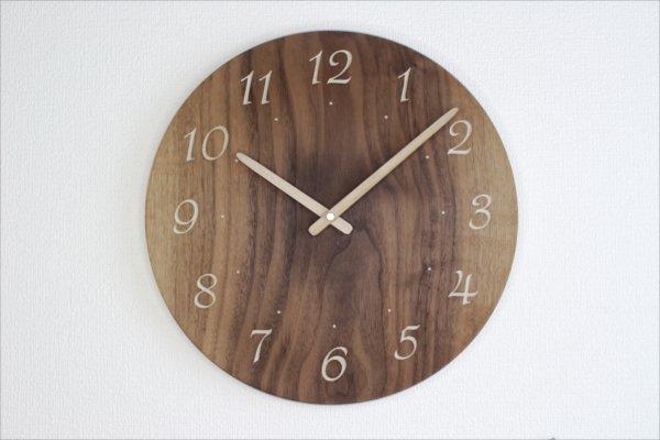 掛け時計 直径30cm Wa30AR-11