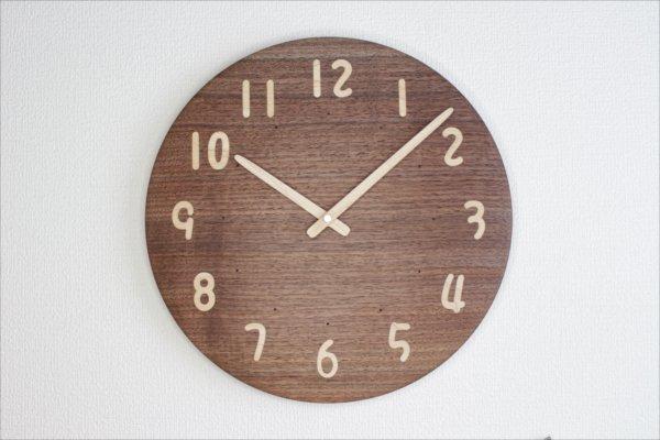 掛け時計 直径30cm Wa30AU-73