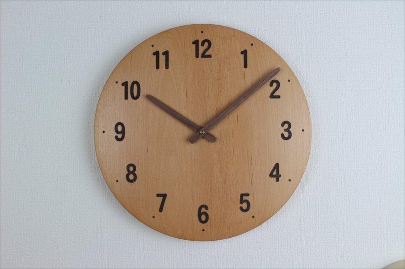 掛け時計 直径33cm Wa33AR-02