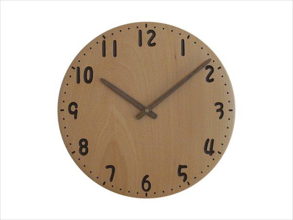 掛け時計 直径33cm Wa33AD-02