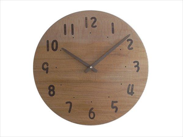 掛け時計 直径32cm Wa32AU-03