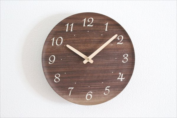 掛け時計 直径24cm Wa24AR-06
