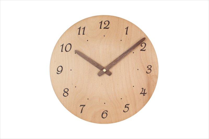 掛け時計 直径24cm Wa24AR-01