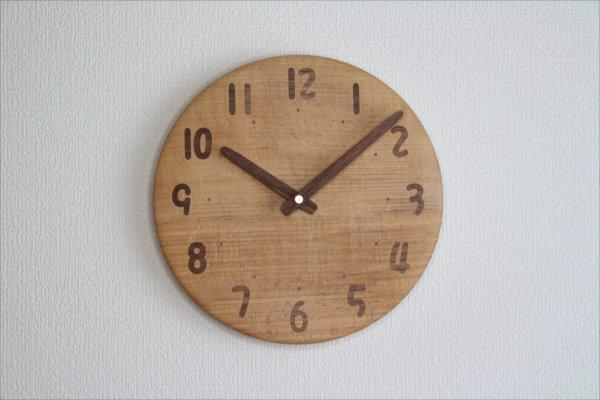 掛け時計 直径21cm Wa21AU-11