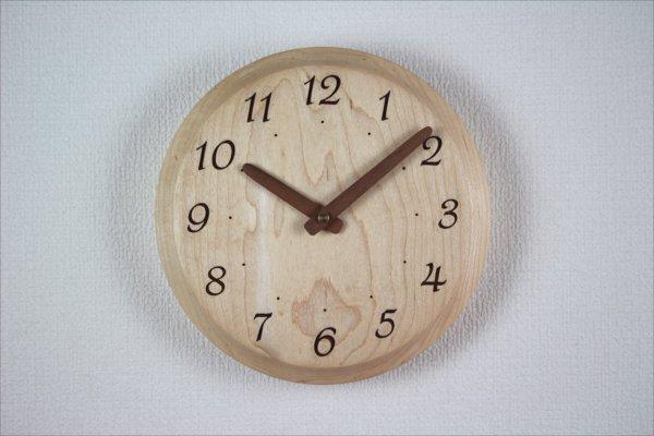 掛け時計 直径19cm Wa19AR-11