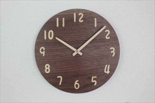 掛け時計 直径30cm Wa30AU-86