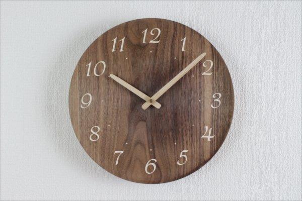 掛け時計 直径28cm Wa28AR-04