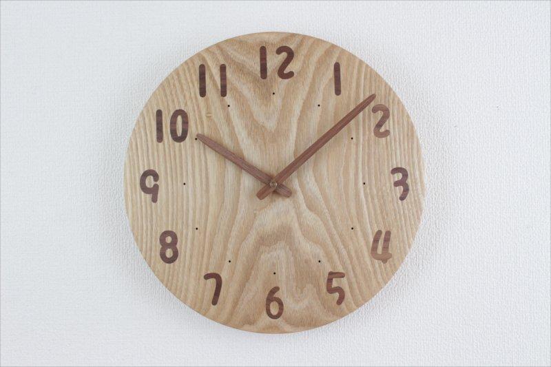 掛け時計 直径30cm Wa30AU-92