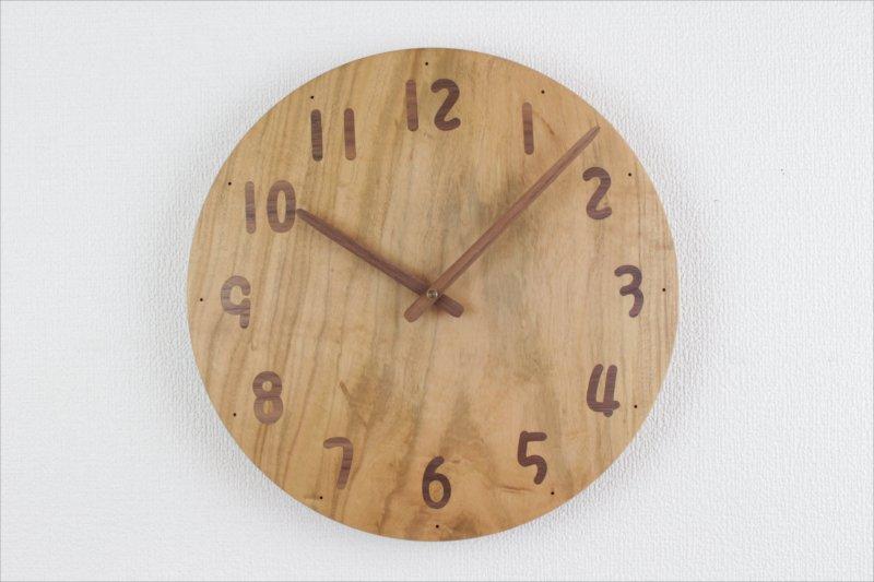 掛け時計 直径30cm Wa30AU-95