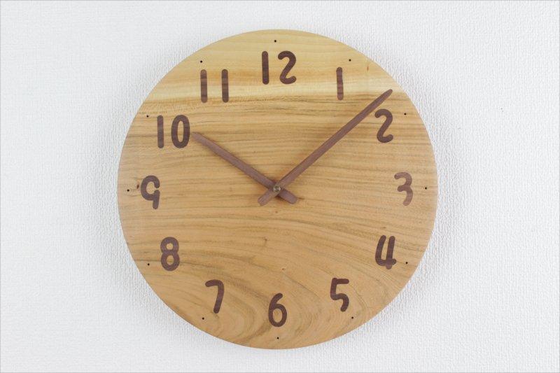 掛け時計 直径30cm Wa30AU-96