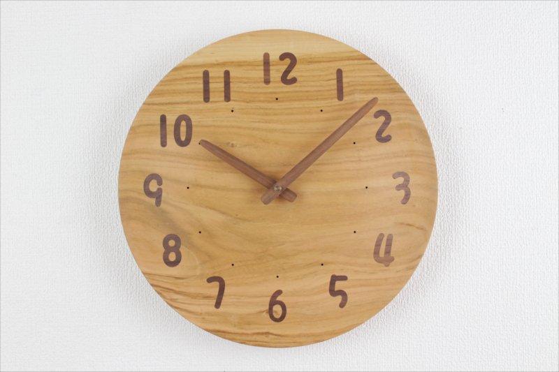 掛け時計 直径30cm Wa30AU-97