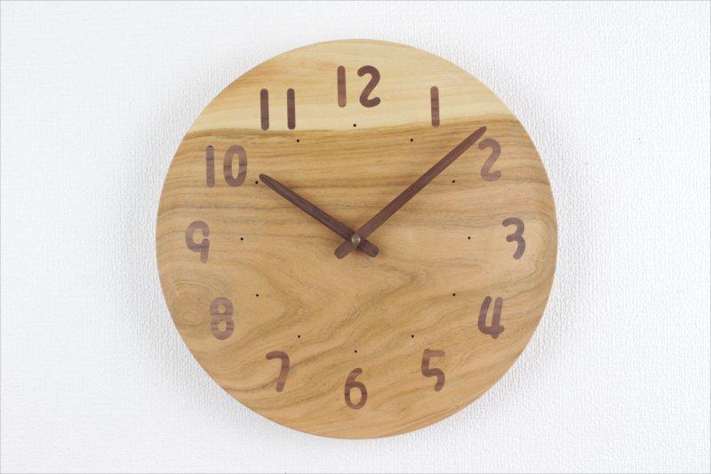 掛け時計 直径30cm Wa30AU-98
