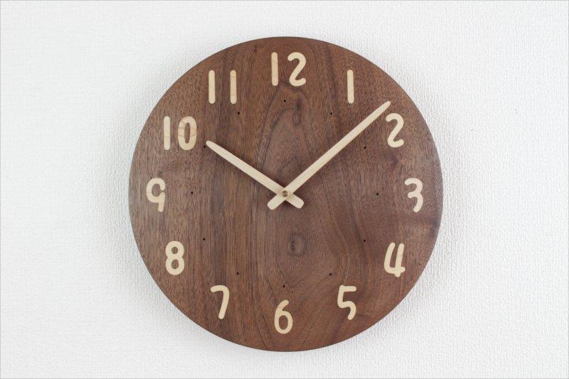 掛け時計 直径30cm Wa30AU-101