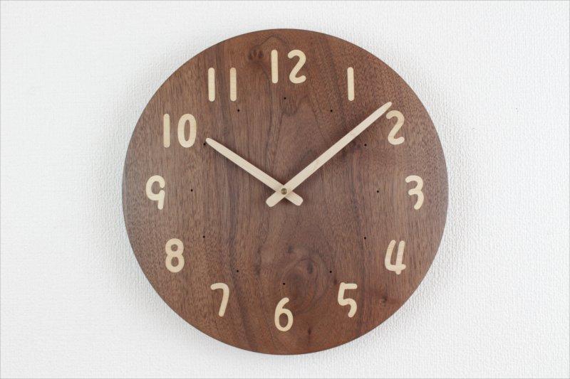 掛け時計 直径30cm Wa30AU-102