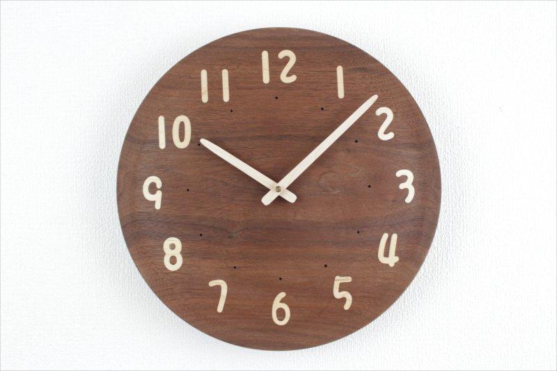 掛け時計 直径30cm Wa30AU-103