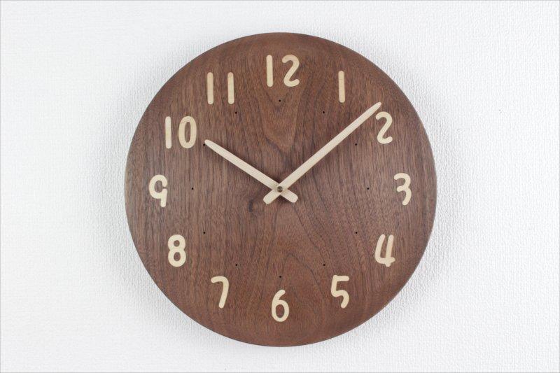 掛け時計 直径30cm Wa30AU-104