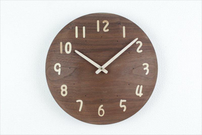 掛け時計 直径30cm Wa30AU-105