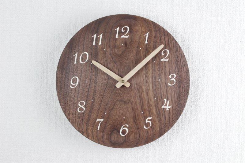 掛け時計 直径24cm Wa24AR-30