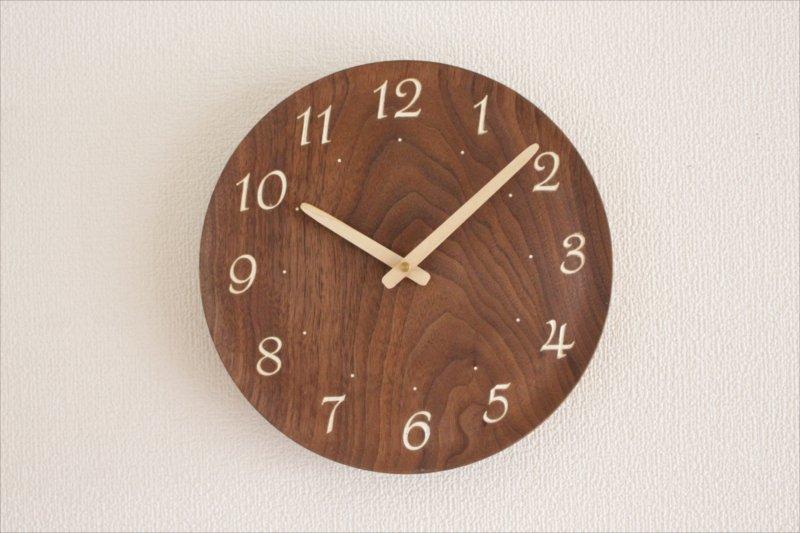 掛け時計 直径24cm Wa24AR-23