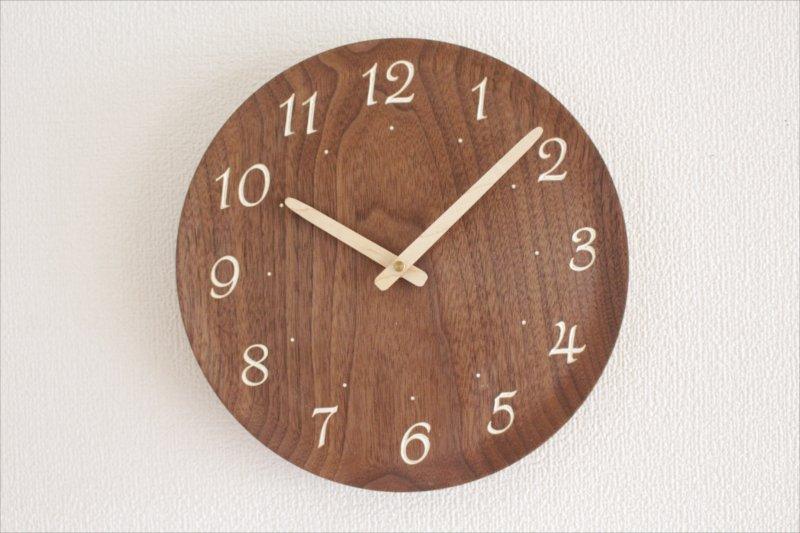 掛け時計 直径25cm Wa25AR-04