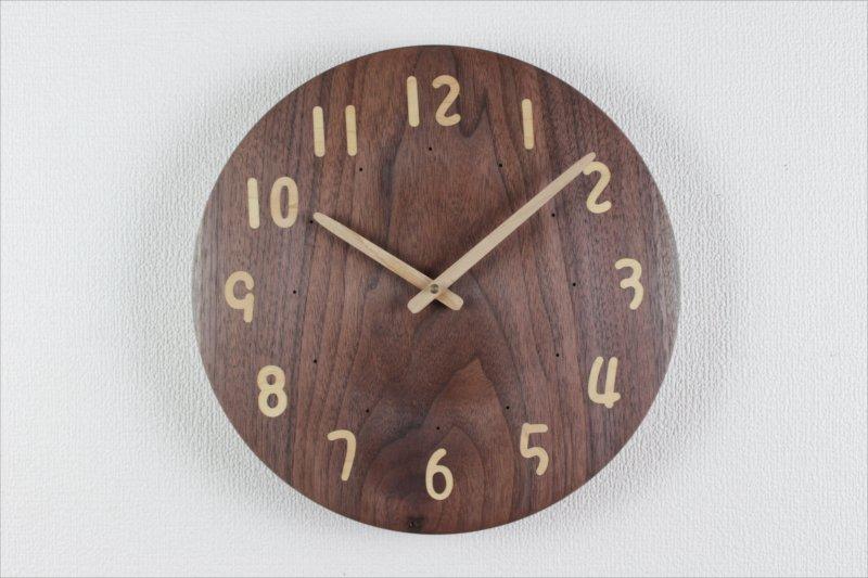 掛け時計 直径30cm Wa30AU-126