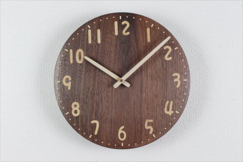 掛け時計 直径30cm Wa30AU-125