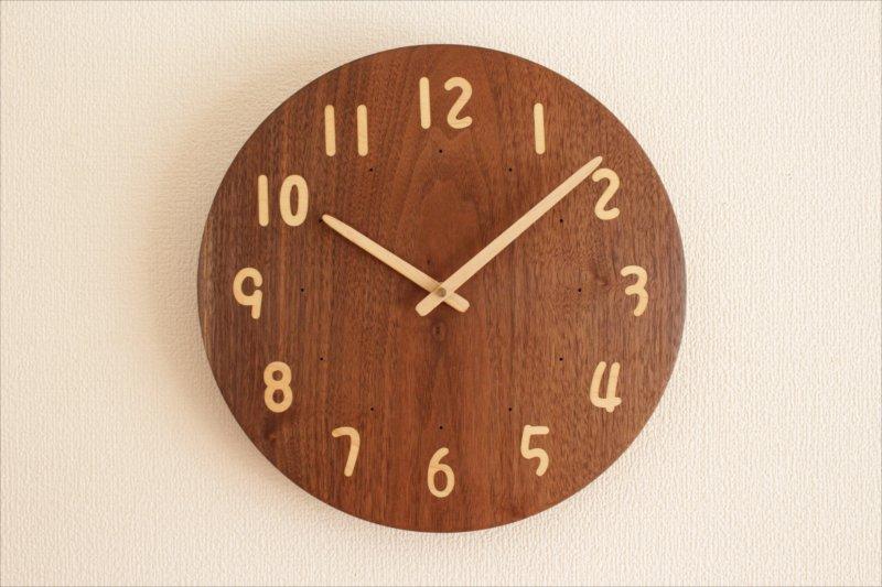 掛け時計 直径30cm Wa30AU-120