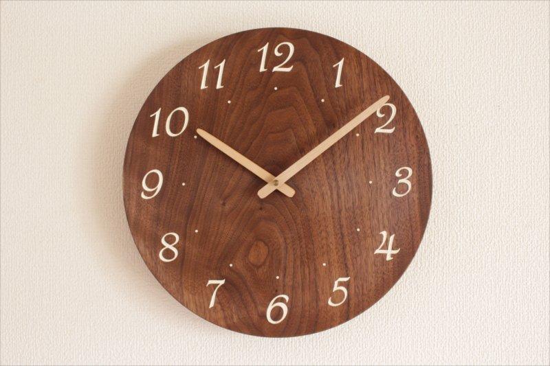 掛け時計 直径30cm Wa30AR-23