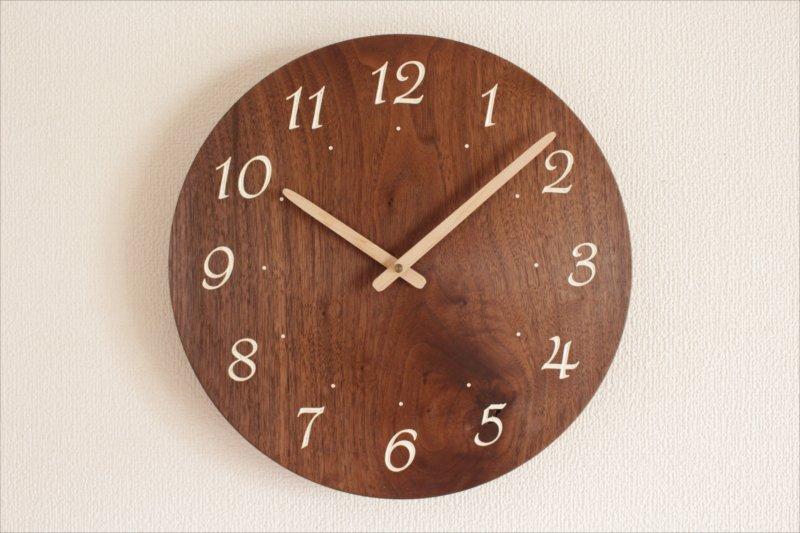 掛け時計 直径30cm Wa30AR-26