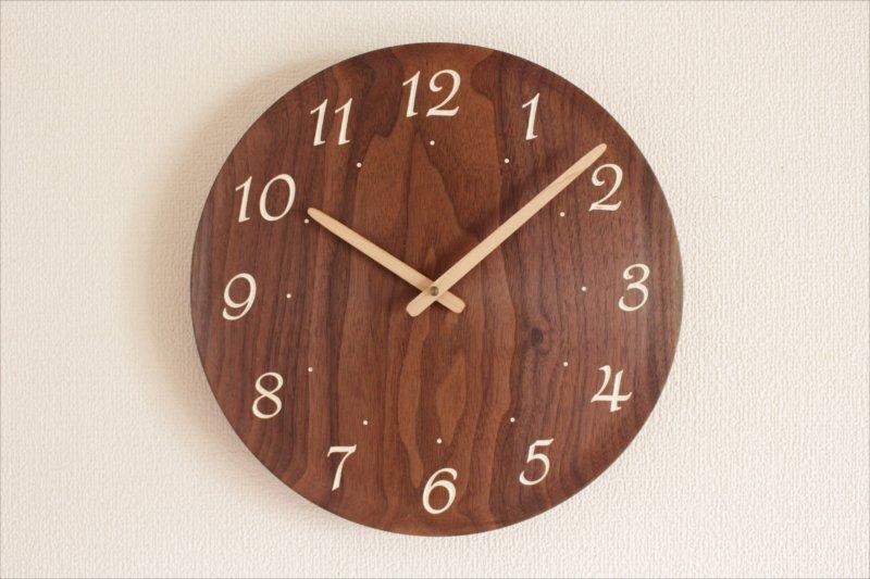 掛け時計 直径30cm Wa30AR-27