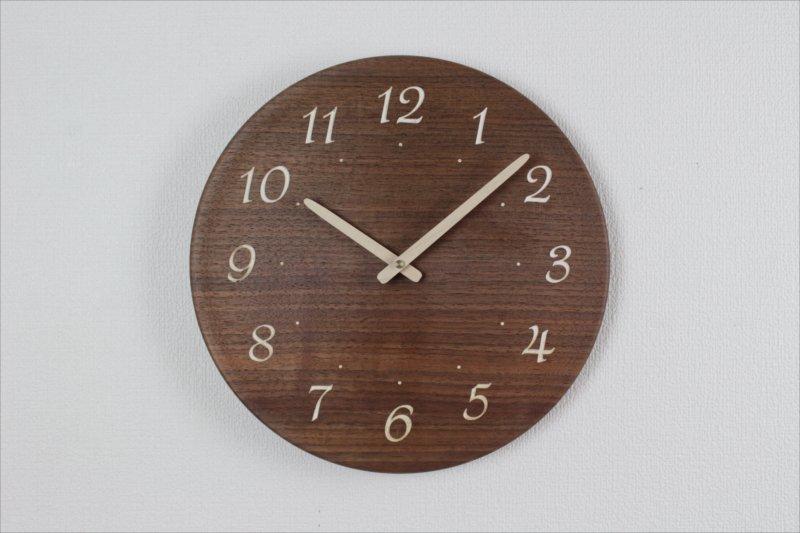 掛け時計 直径30cm Wa30AR-17