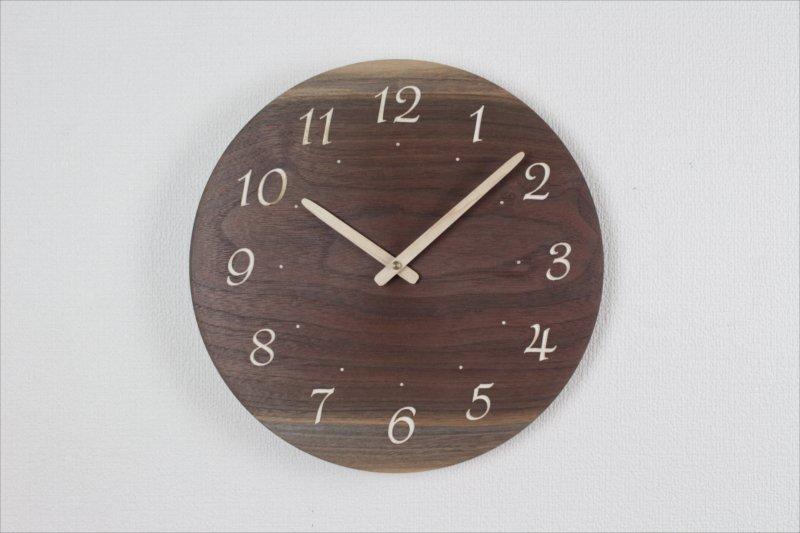 掛け時計 直径30cm Wa30AR-18