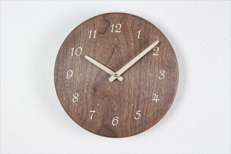 掛け時計 直径26cm Wa26AR-11