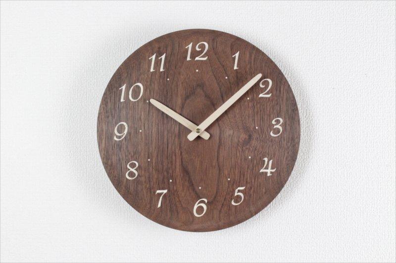 掛け時計 直径26cm Wa26AR-13
