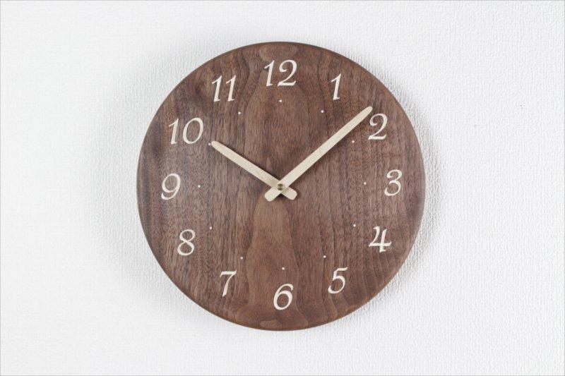 掛け時計 直径26cm Wa26AR-15
