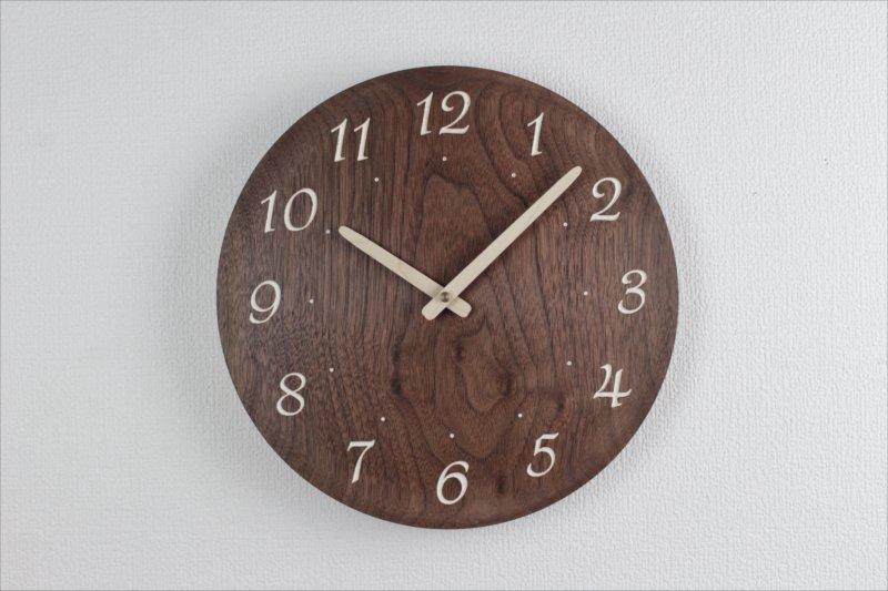 掛け時計 直径26cm Wa26AR-20
