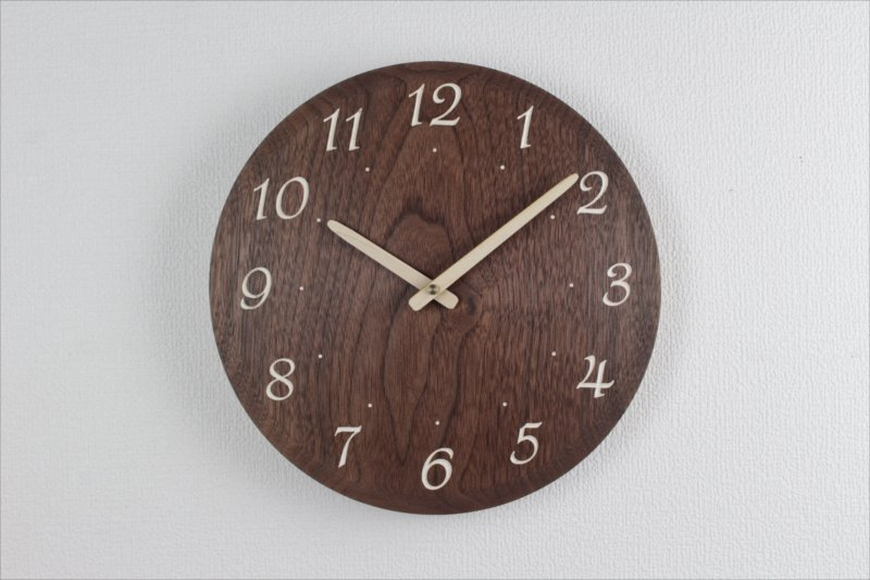 掛け時計 直径26cm Wa26AR-21
