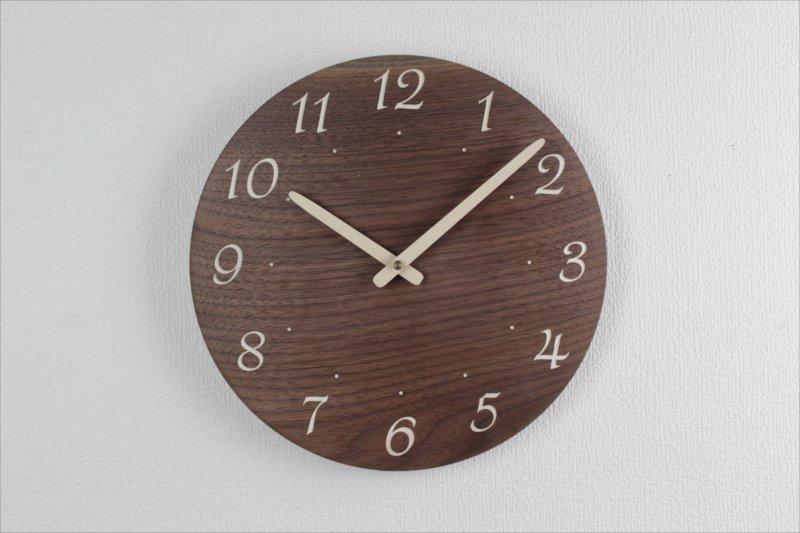 掛け時計 直径26cm Wa26AR-24