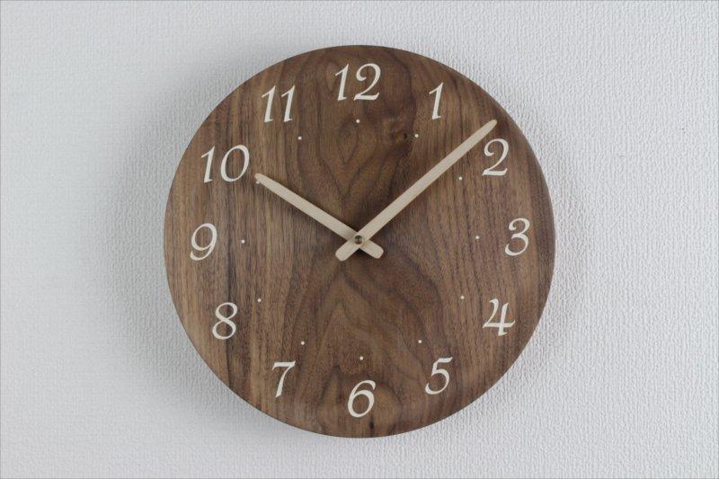 掛け時計 直径26cm Wa26AR-27