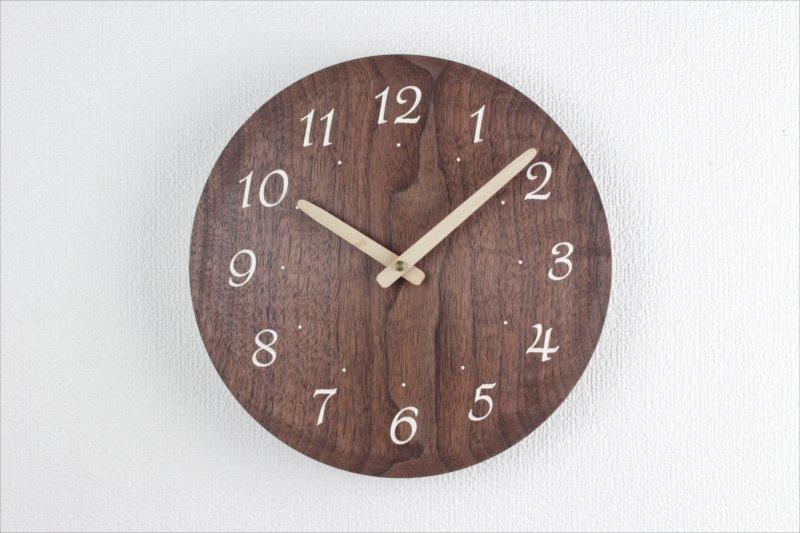 掛け時計 直径24cm Wa24AR-29
