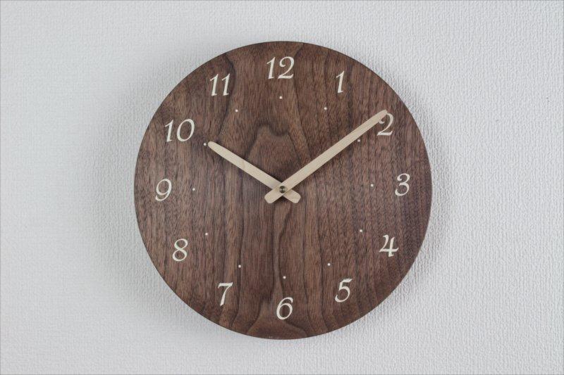 掛け時計 直径24cm Wa24AR-31