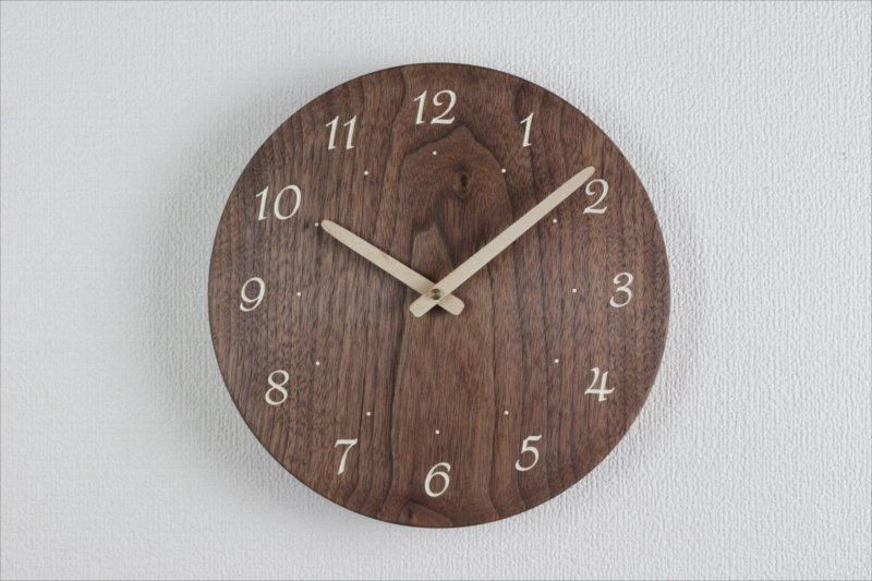 掛け時計 直径25cm Wa25AR-05