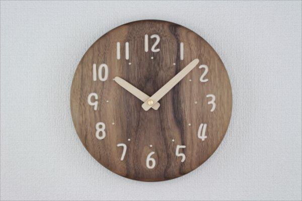 掛け時計 直径18cm Wa18AR-46