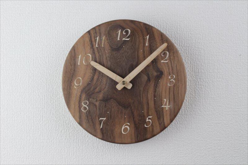 掛け時計 直径18cm Wa18AR-58