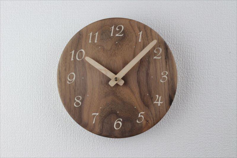 掛け時計 直径18cm Wa18AR-59